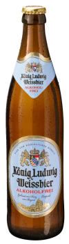 König Ludwig Weissbier Alkoholfrei <0,5%