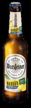 Warsteiner Radler Alkoholfrei 0,0%